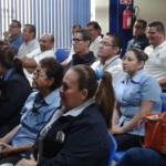 Fondo Social para la Vivienda (FSV) recibió educación financiera dirigida a sus empleados de los diferentes departamentos de la institución, viernes 9 de noviembre de 2018.