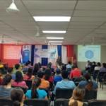 """SSF participó en la clausura del Primer Congreso para Administradores de Empresas: """"Gerencia Moderna"""", organizado Universidad de El Salvador (UES) San Miguel, miércoles 7 de noviembre de 2018."""