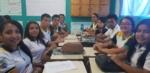 """SSF y FSV imparten charla de educación financiera sobre """"El ahorro"""", a estudiantes de Tercer Año de Bachillerato Opción Contador, del Instituto Nacional de Usulután, el día jueves 21 de febrero de 2019."""