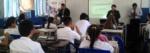 205 Estudiantes de Bachillerato del Instituto Nacional de Aguilares reciben Talleres de  Educación Financiera el viernes 22 de febrero de 2019.