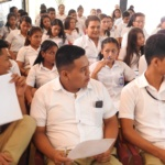 |Taller financiero para alumnos de Bachillerato Contador del Complejo Educativo José Simeón Cañas de Zacatecoluca, el martes 12 de febrero de 2019.