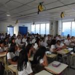 Educación Financiera para alumnos de Bachillerato Contador del Centro Escolar Walter Soundy, el día 6 de febrero de 2019.