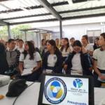 Becarios del programa Superate de la Fundación Poma reciben taller de Educación Financiera por parte de la SSF