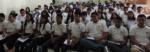 85 Becarios de la Fundación Gloria de Kriete recibieron educación financiera el 9 de marzo de 2019.