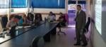 """15 Empleados del Instituto Salvadoreño de Rehabilitación Integral (ISRI), específicamente de los departamentos UACI y Finanzas, recibieron el taller financiero """"Las compras públicas a través del mercado bursátil de las bolsas de productos y servicios"""", impartida por el Lic. Wilfredo López, de la Intendencia de Valores de la SSF. Viernes 8 de marzo de 2019."""