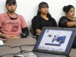 27 beneficiarios del Instituto Nacional de la Juventud (INJUVE) en Mejicanos, fueron capacitados este lunes 8 de abril de 2019, con dos talleres financieros sobre Presupuesto y Tarjetas de crédito, impartidas por Joselin Villalta y Nicolás Ponce, pasantes de la Superintendencia del Sistema Financiero (SSF) en el marco del Plan de Educación Financiera 2019.