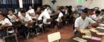 Alumnos del Centro Escolar Heroes 11 de Enero - 08 de Octubre