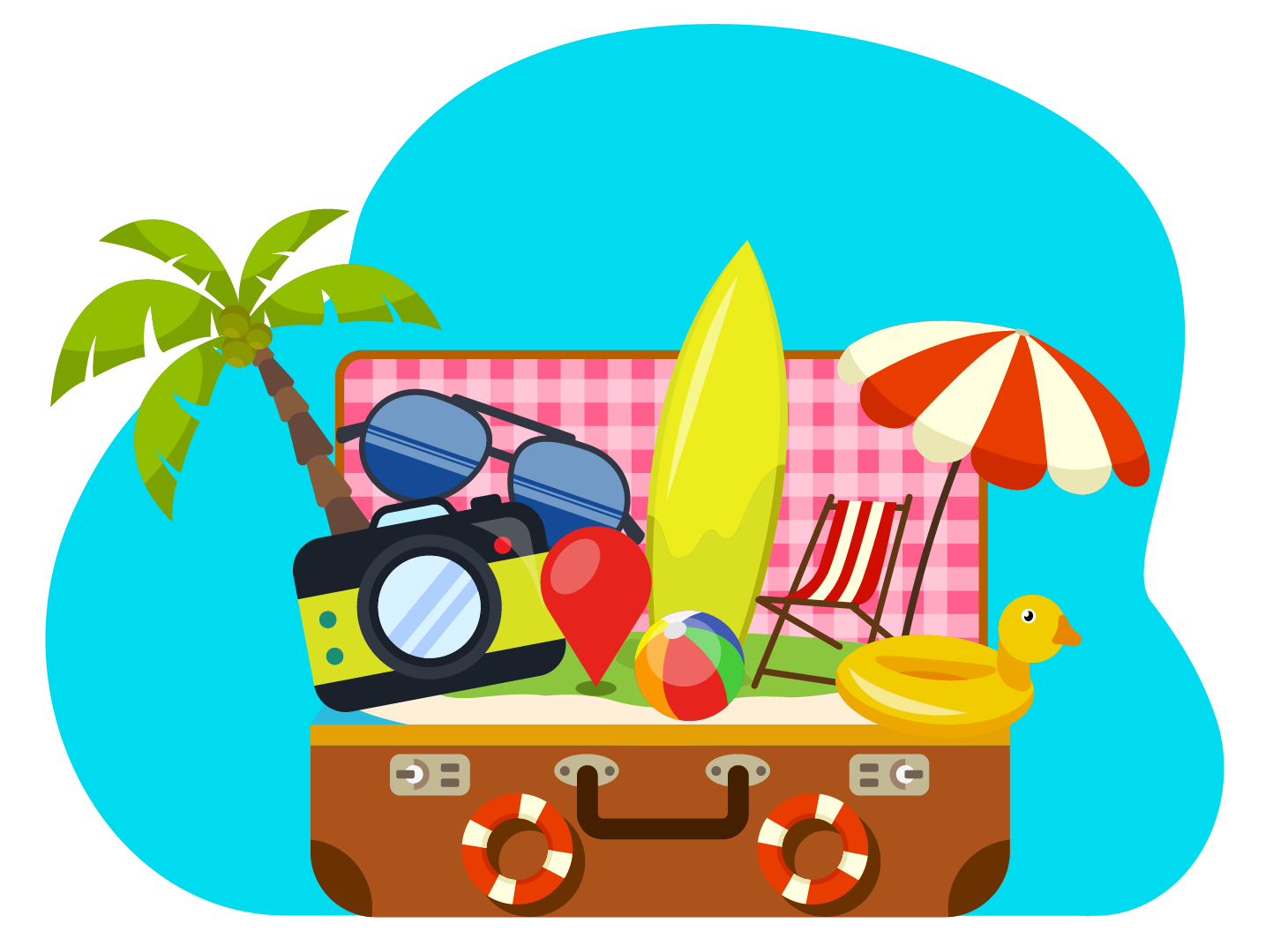 ¡Que las vacaciones agostinas no te dejen sin dinero!